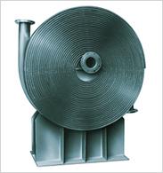 I型回转式螺旋板式换热器