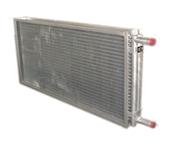 TLS型铜管穿铝片式换热器